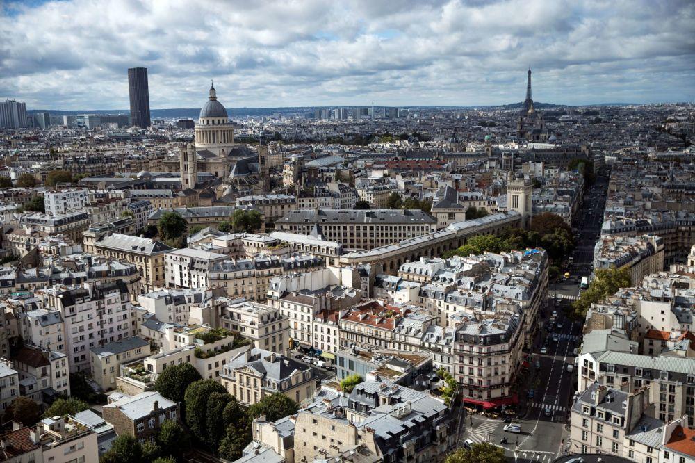 La capital de Francia, París