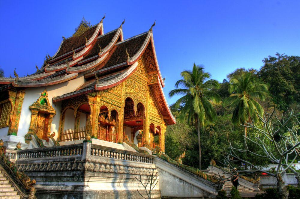 Luang Prabang, una ciudad de Laos