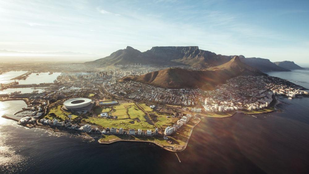 La Ciudad del Cabo, Sudáfrica