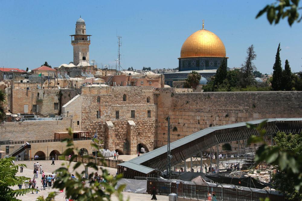 La capital oficial de Israel, Jerusalén