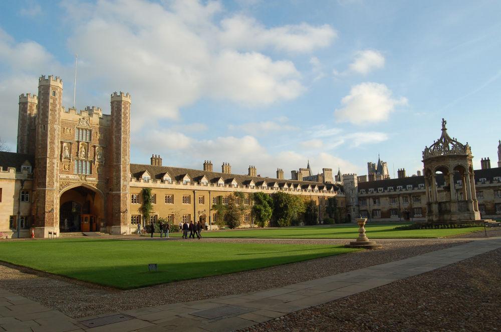 Cambridge, Reino Unido