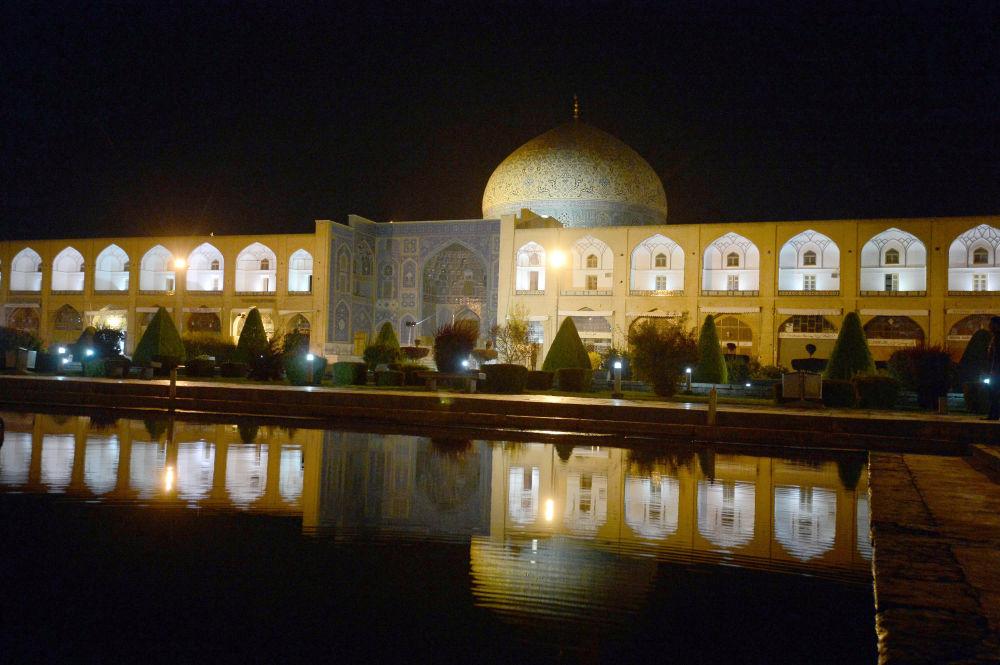 Isfahán, la tercera ciudad más grande de Irán