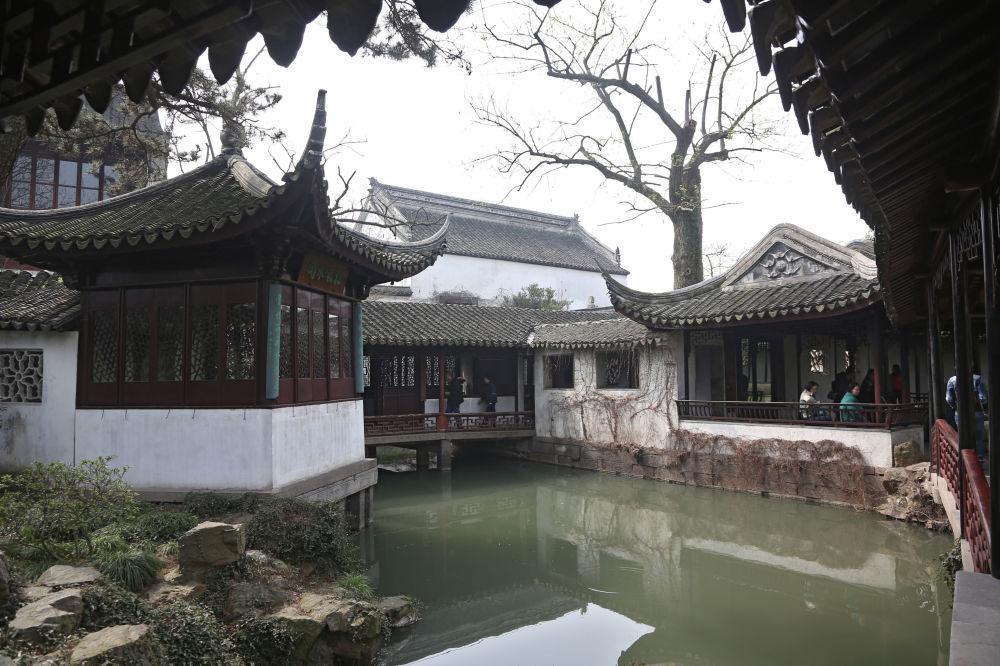 Suzhou, una ciudad en las orillas del río más largo de China