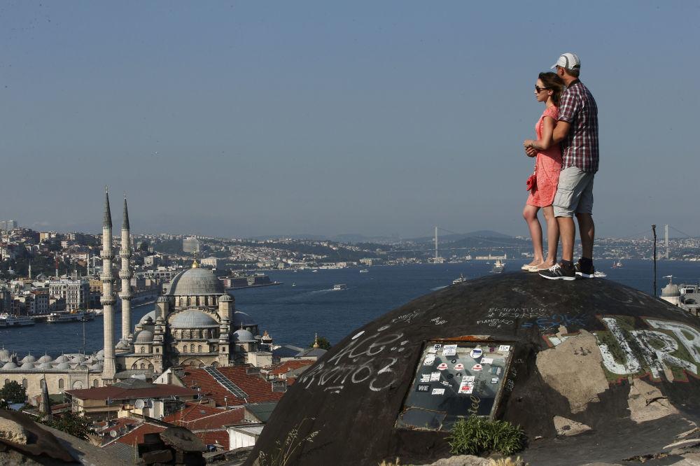 Estambul, la ciudad más poblada de Turquía