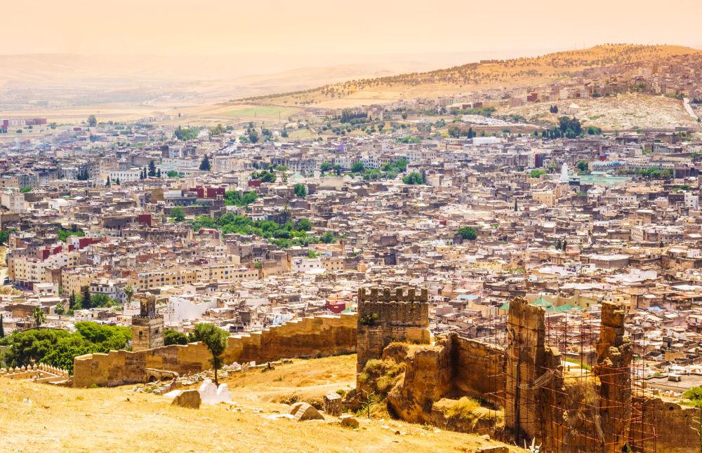 Fez, la tercera ciudad de Marruecos