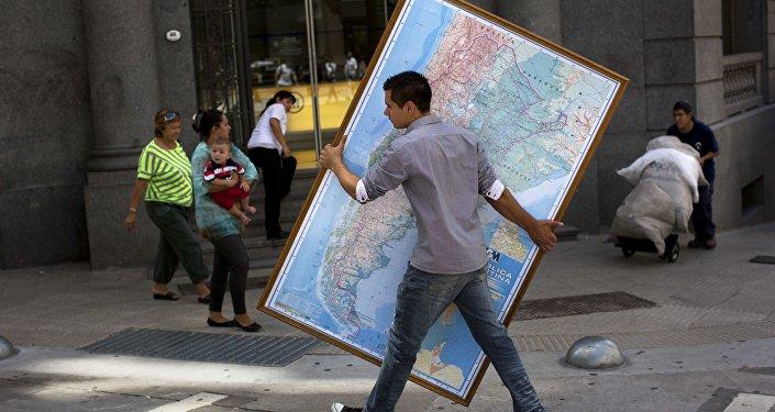 La situación económica en Argentina (archivo)