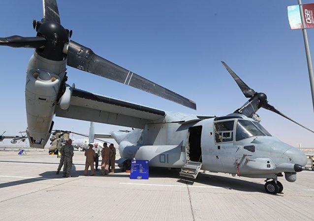 Bell Boeing V-22 Osprey (archivo)