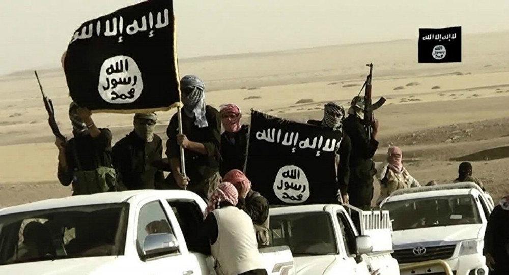 Yihadistas de Daesh (archivo)