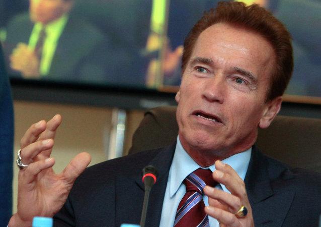 Arnold Schwarzenegger (archivo)