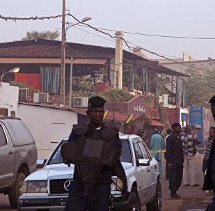 Policía de Mali (archivo)