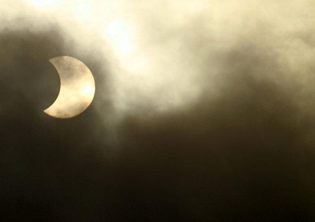 Eclipse parcial (archivo)