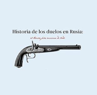Duelos en Rusia