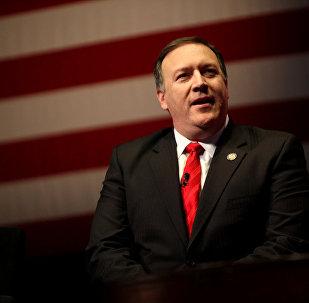 Mike Pompeo, nuevo secretario de Estado de EEUU (archivo)