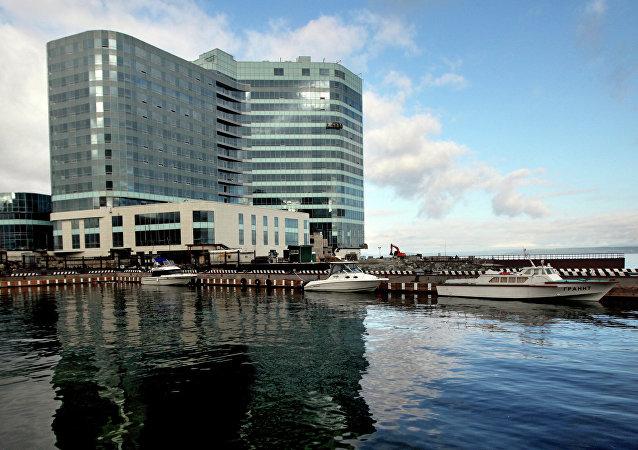 Hotel Hyatt Burny en Vladivostok