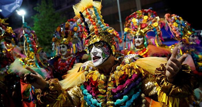 Carnaval uruguayo