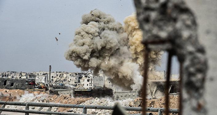 Netanyahu confirma la última intervención aérea israelí en Siria