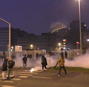 París se une contra el atropello policial