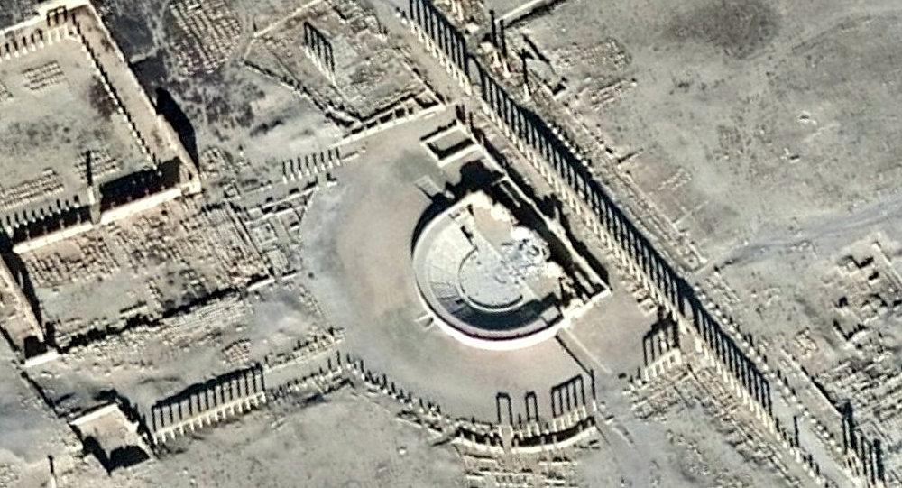 Ministro sirio califica de crimen repugnante la destrucción de Palmira