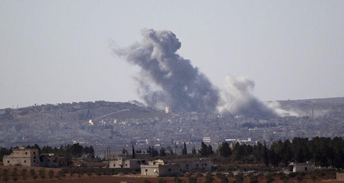 La situación en el norte de Siria (archivo)