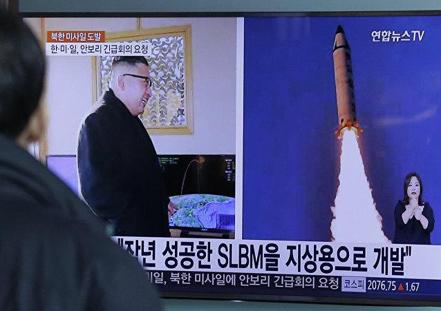 Kim Jong-nam, hermanastro del líder norcoreano Kim Jong-un