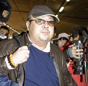 Kim Jong-nam, hermanastro del actual líder norcoreano, Kim Jong-un