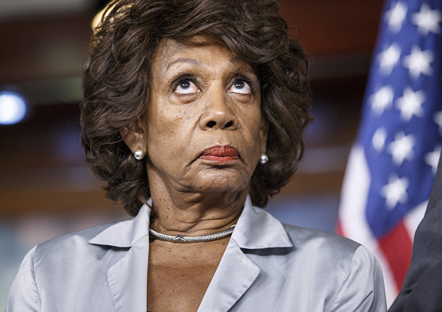 Maxine Moore Waters, congresista por el estado de California.