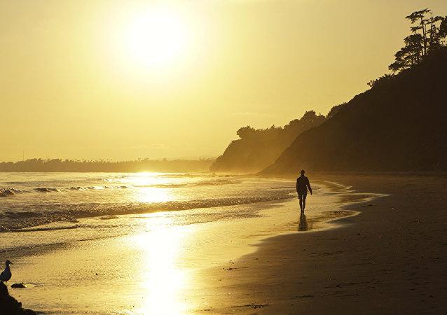 Costa de Santa Barbara