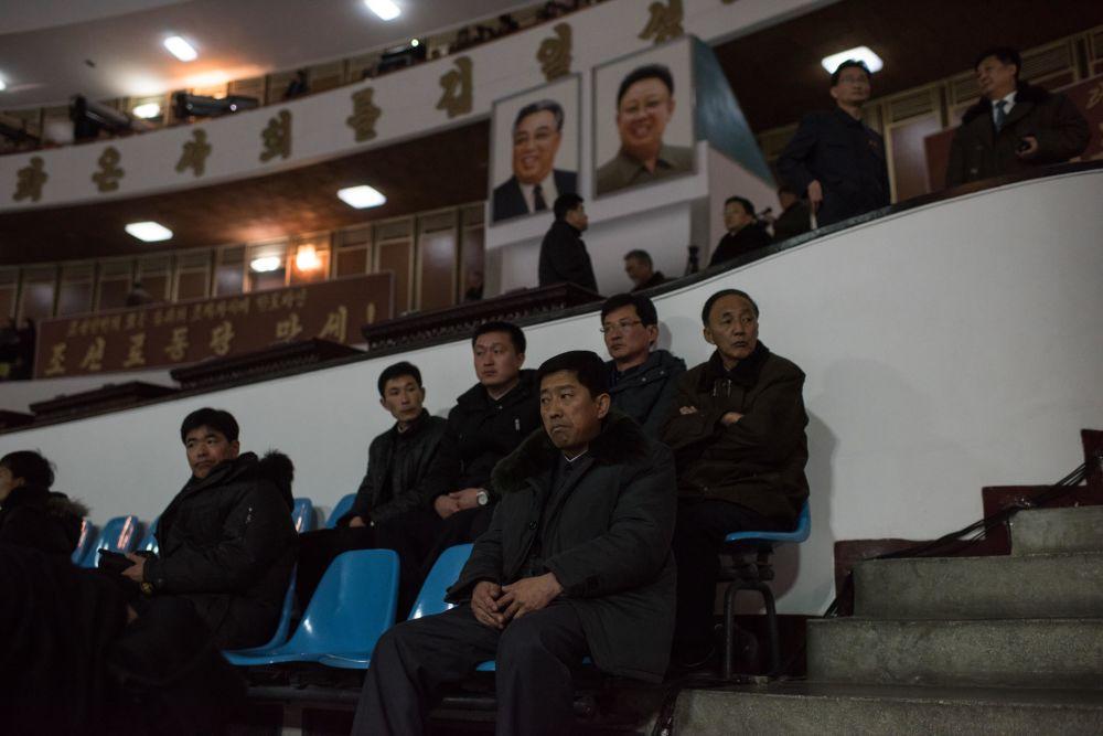 Corea del Norte celebra el 75º aniversario del nacimiento de Kim Jong-il