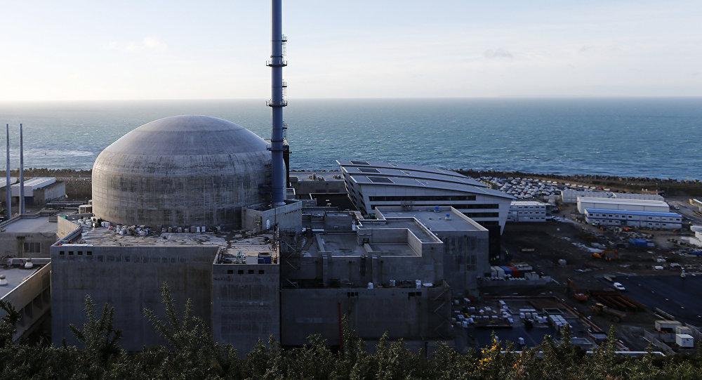 Una nuclear francesa