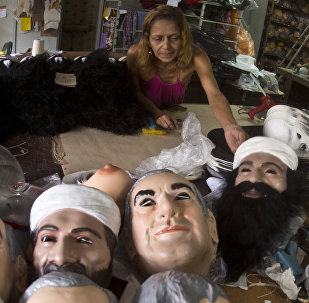 Disfraces para el carnaval en Brasil