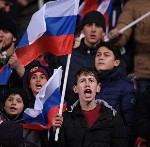 Hinchas rusos