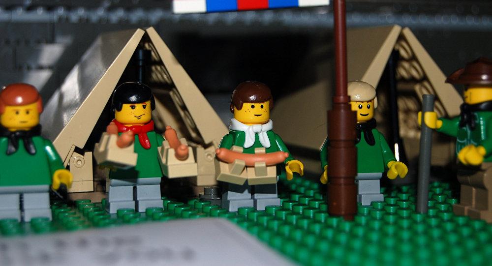 Scouts de Lego (imagen referencial)