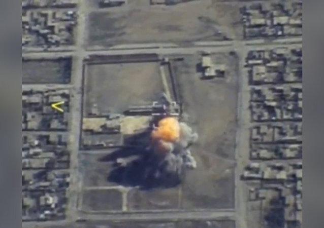Rusia destruye nido terrorista con misiles de crucero en Siria