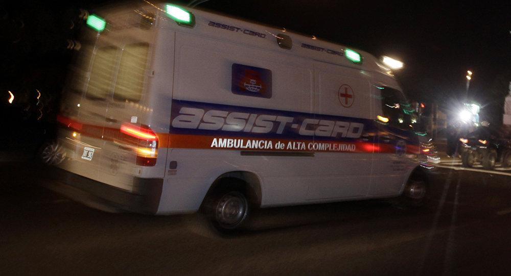 Ambulancia en Argentina (archivo)