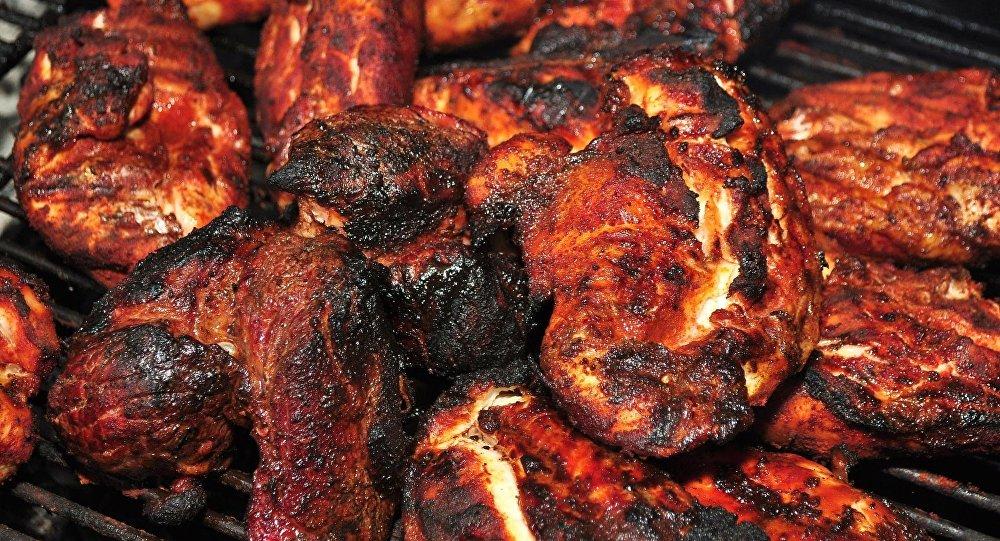 Filetes de pollo fritos