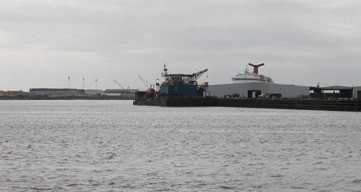Puerto de Pascagoula