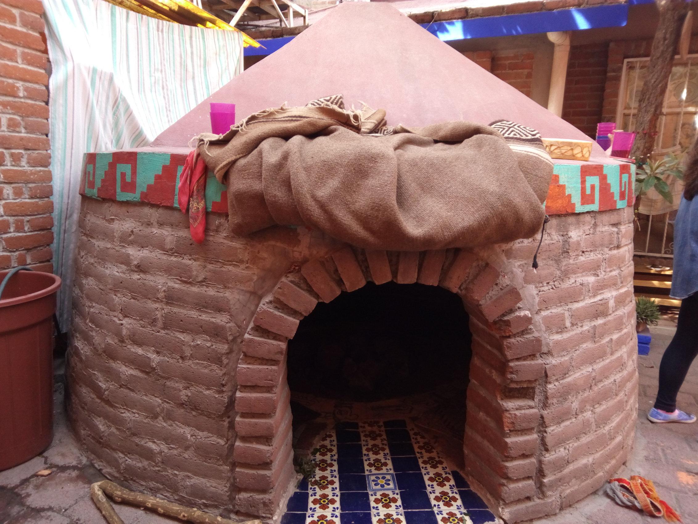 Temazcal: el ancestral 'sauna' mexicano