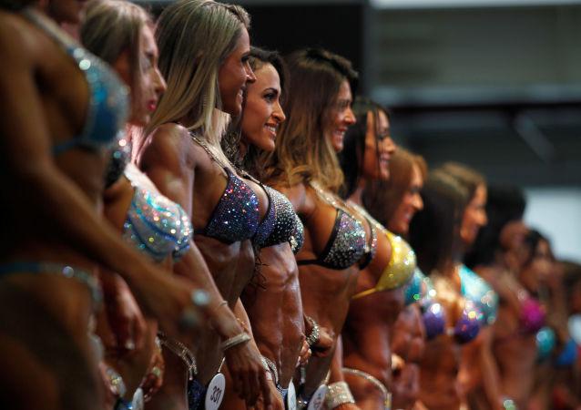 Los cuerpos más 'fitness' de Sudamérica