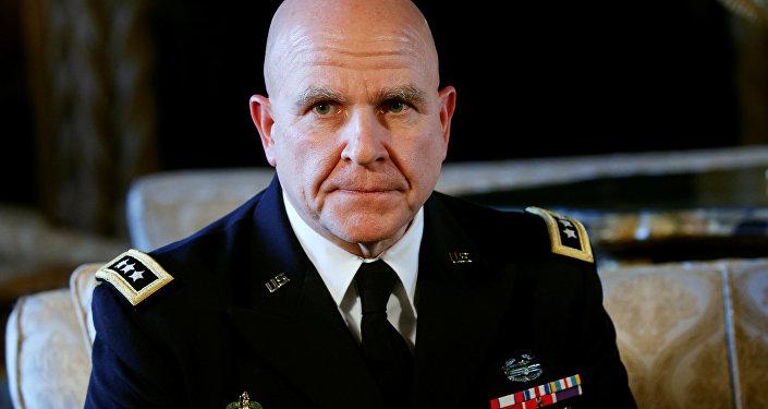 Herbert McMaster, asesor de Seguridad Nacional de EEUU (archivo)