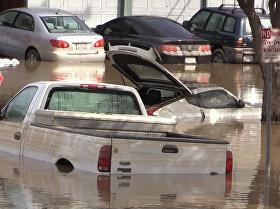 Ríos en el cielo: California sacudida por terribles inundaciones