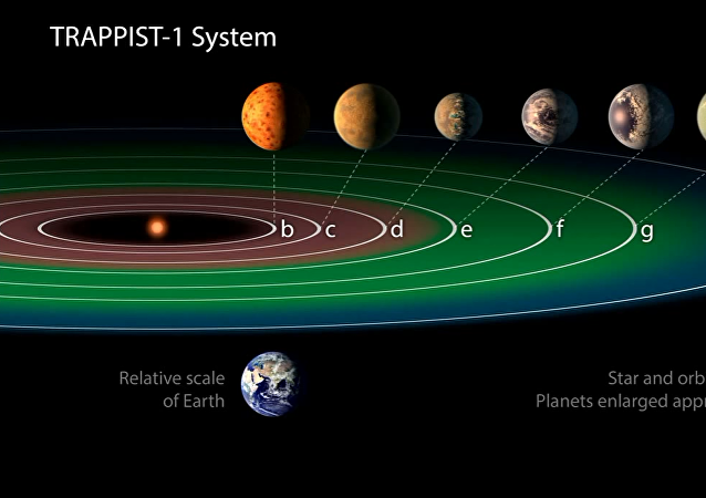 Seven Earth-sized planets have been observed by NASA's Spitzer Space Telescope