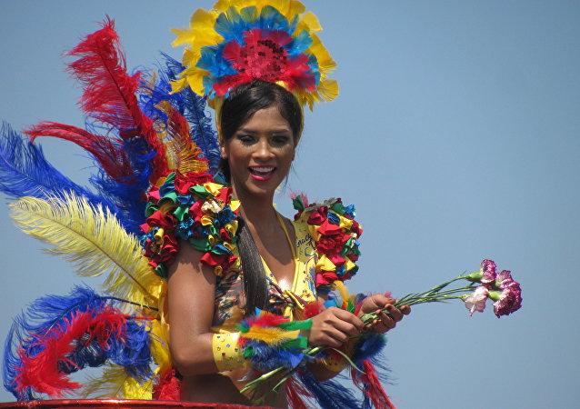 Carnaval de Barranquilla (archivo)