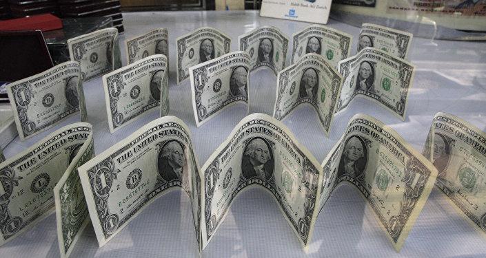 Trump se jacta de haber reducido la deuda nacional de EE.UU.