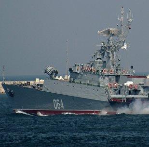 Buque antisubmarino Muromets (archivo)