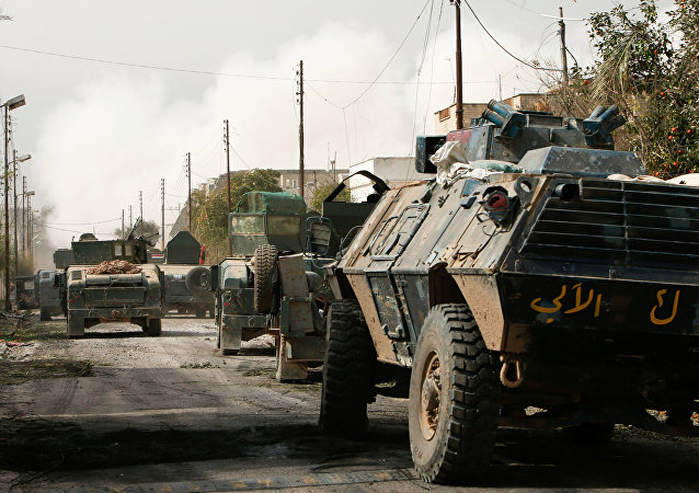 El Ejército iraquí (imagen ilustrativa)
