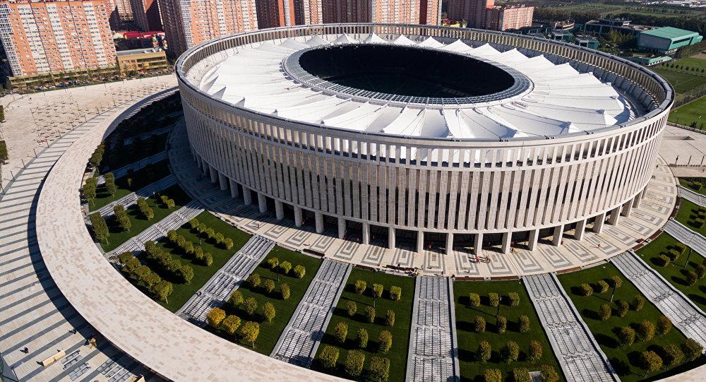 El Arena del FC Krasnodar