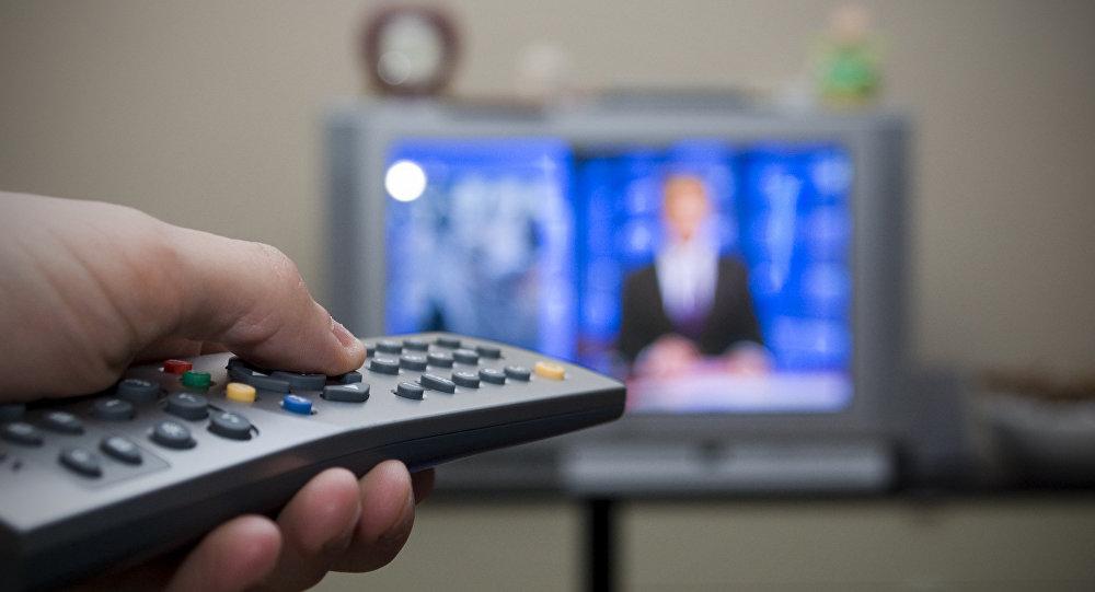 Un televidente (imagen referencial)