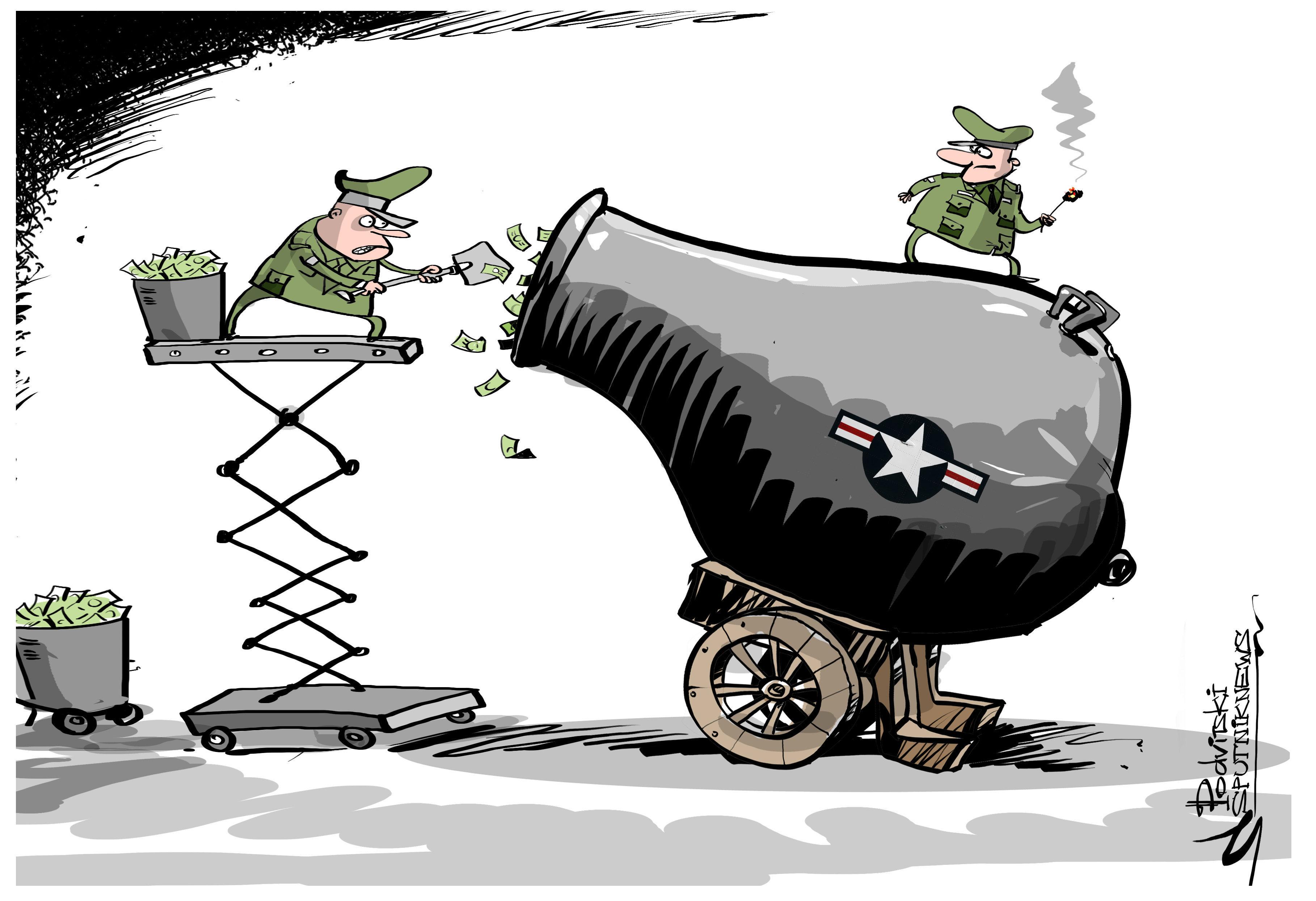 EEUU: un pozo sin fondo