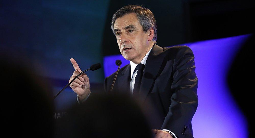 François Fillon, candidato conservador a la Presidencia francesa
