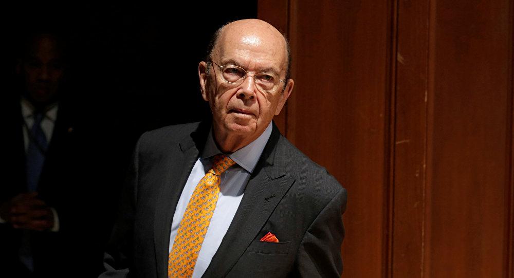 Wilbur Ross secretario de comercio de EEUU